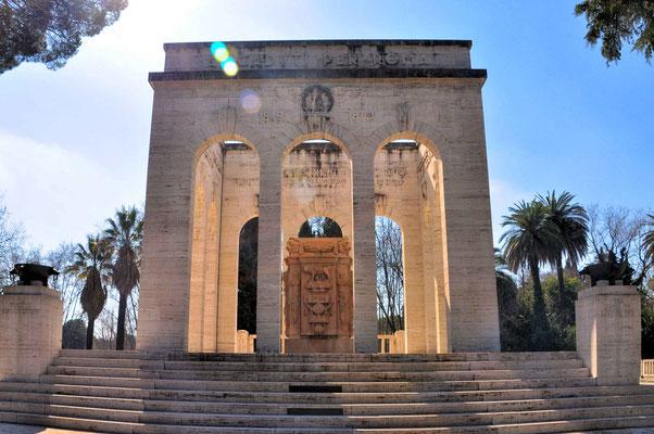 Mausoleo Gianicolense N°1
