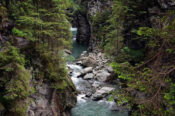 Rofflaschlucht N°3 / Graubünden - Schweiz