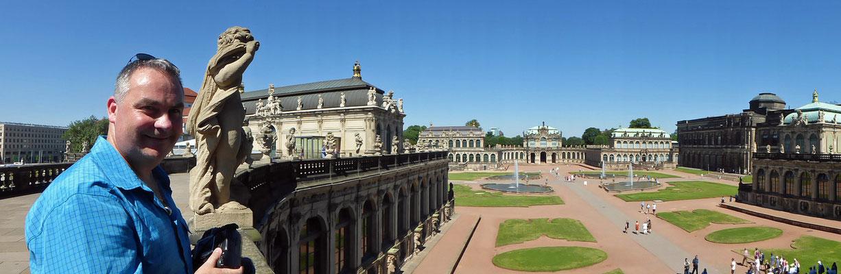 Zwinger N°2 / Dresden