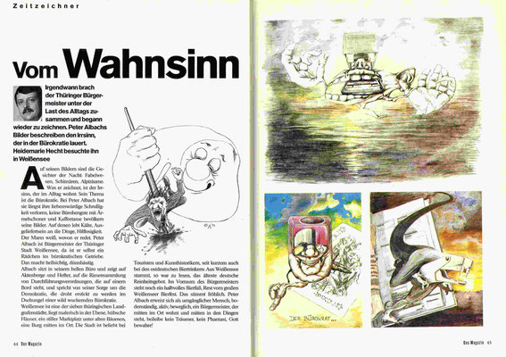 Das Magazin Heft 10/99