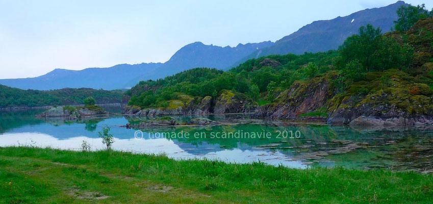 Paysage d'Hanøy