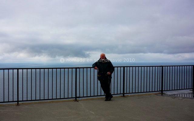 Balcon sur l'océan!