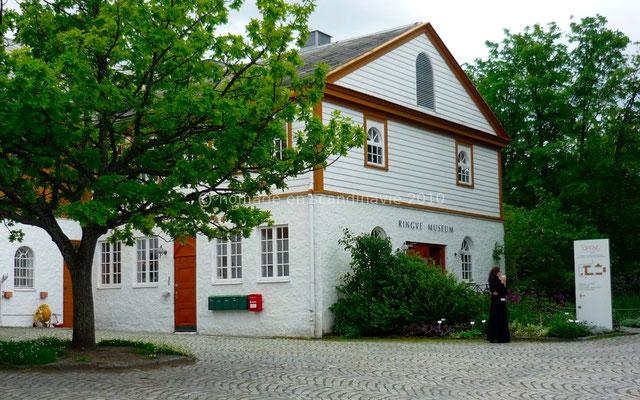 Musée de la musique à Trondheim