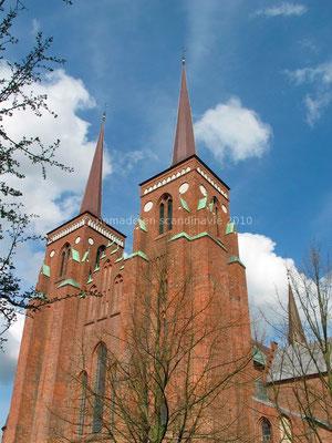 Roskilde, cathédrale.