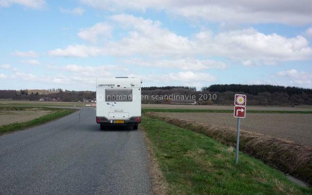 Sur la Route Marguerite