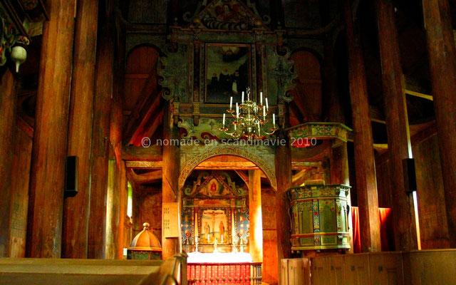 Stavkirke de Kaupanger