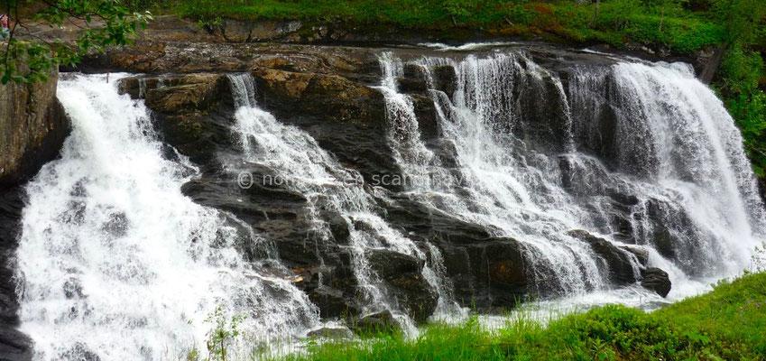 Des cascades, des cascades et encore des cascades!