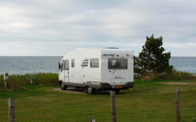 Au camping d'Hégedal