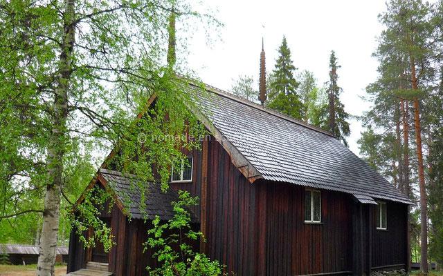 Eglise de Sodankylä 1689.