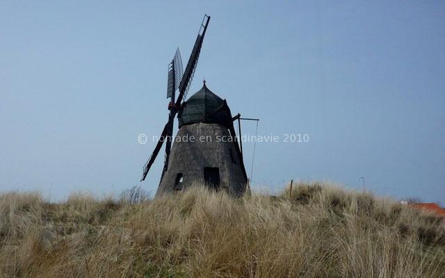 Skagen, moulin