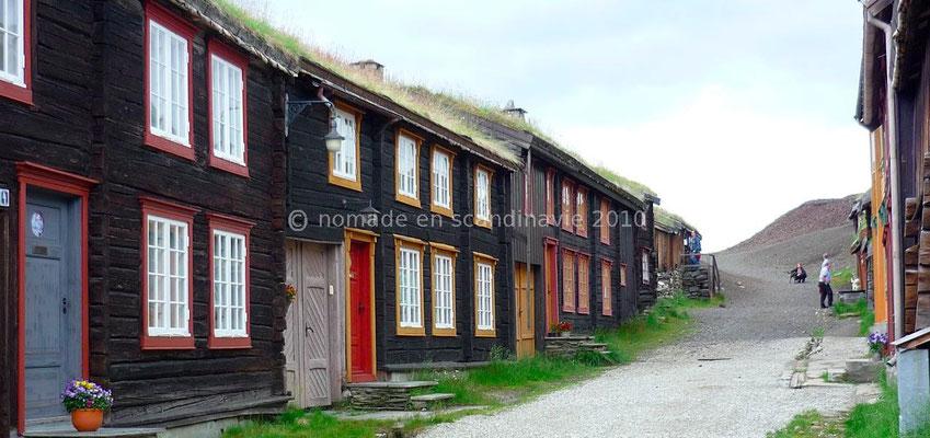 Anciennes maisons des mineurs
