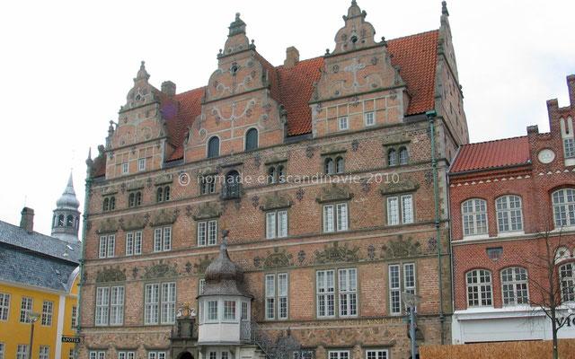 Aalborg, Hôtel de Jens Bang