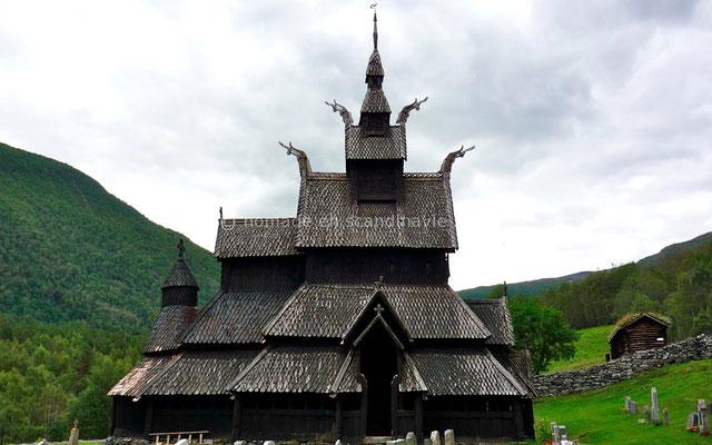 Stavkirke de Borgsund