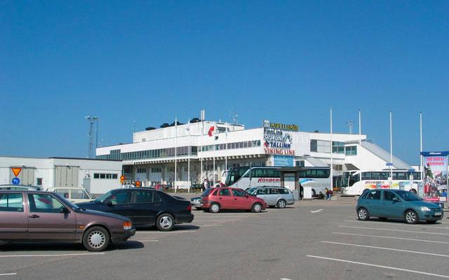 terminal ferry de Käppelskär.