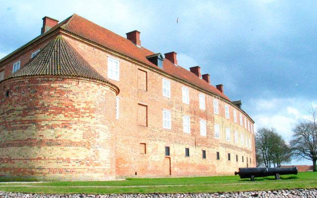 Sønderborg: le château
