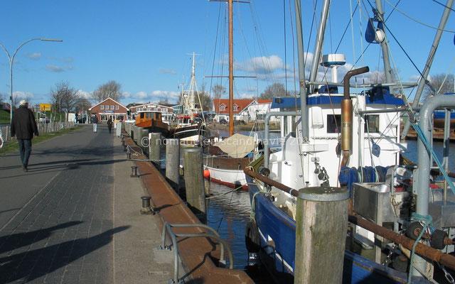 Le port de Büsum