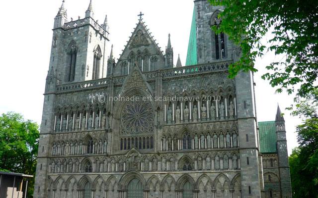 Trondheim: Cathédrale de Nidaros
