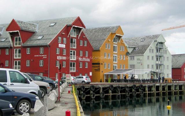 Les hangars du port transformés en logements