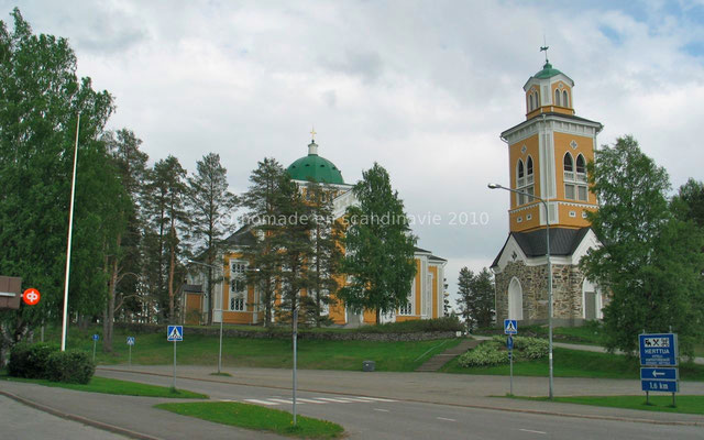 Kerimäki, l'église en bois la plus vaste du monde!