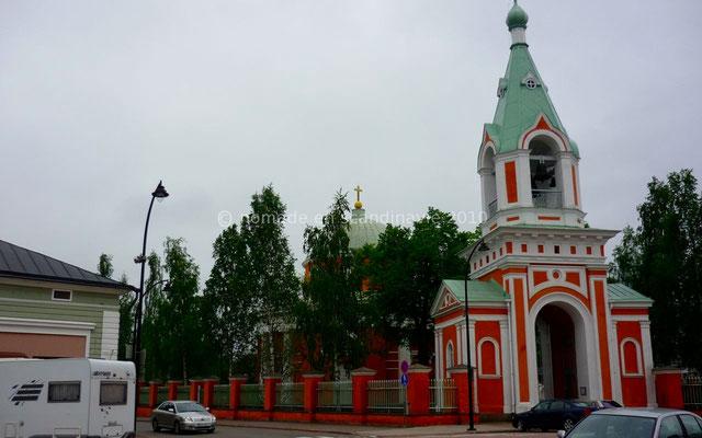 Eglise orthodoxe d'Hamina