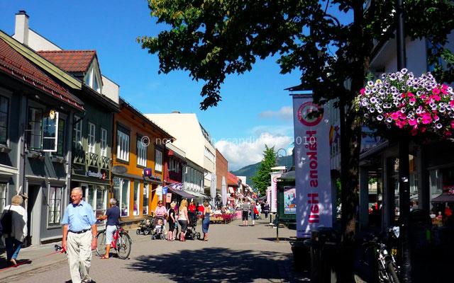 Lillehammer Storgata