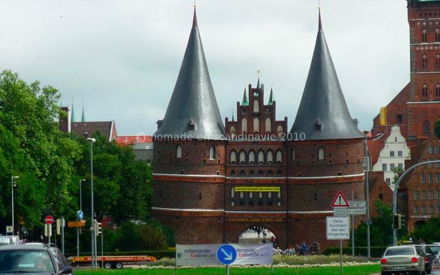 Lübeck, Porte Holstentor