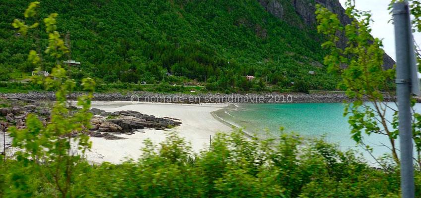 Côte nord des Lofoten, Morfjorden