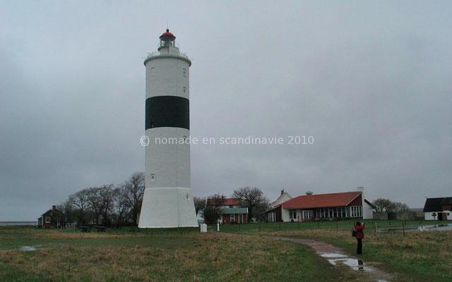Le phare Långe Jan (42 mètres de haut)