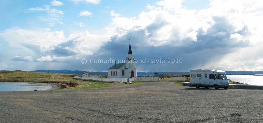 Eglise de Nesseby