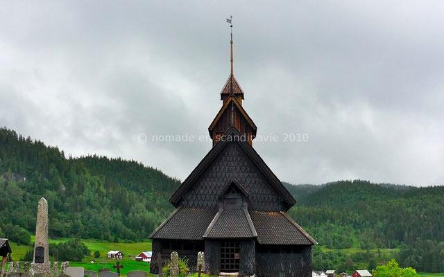 Église en bois debout de Eidsborg