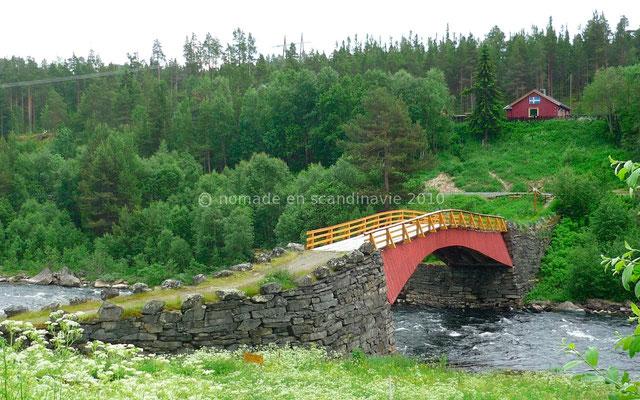 Le vieux pont de Tolga