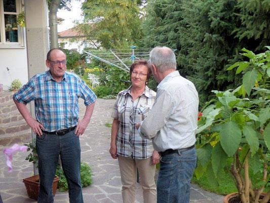 unser Dank an Lisa und Horst - von Bernt Halbauer