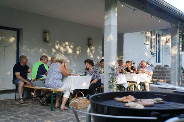 Grillparty der Fotofreunde Tir 2017 von Renate Bauer-Zölch