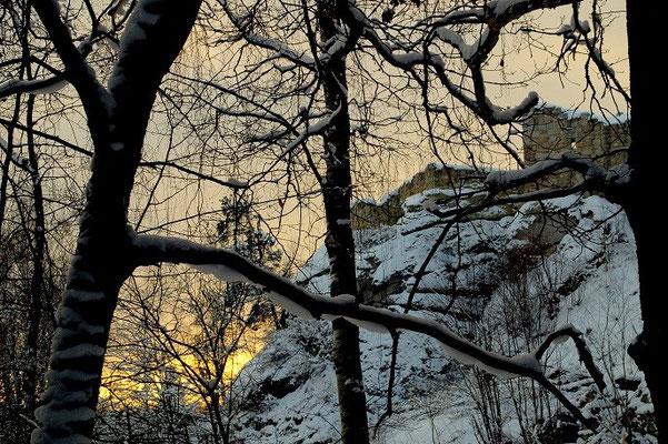 """""""Winter"""" von Renate Bauer-Zölch"""