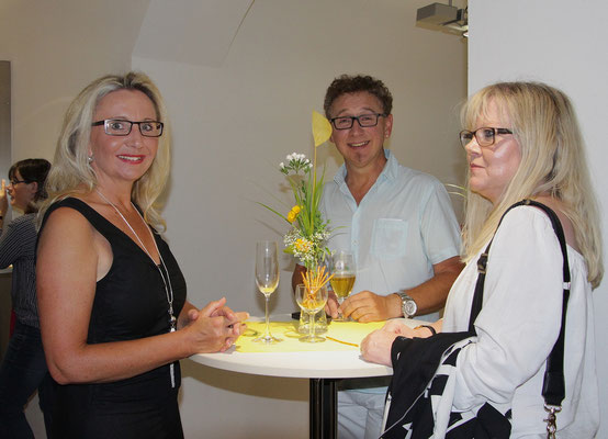 Vernissage am 4.7.2017 von Lisa Langer