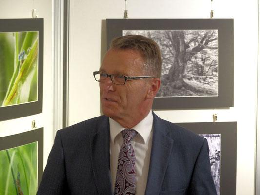 """Vernissage """"60 Jahre Fotofreunde"""" - Bernt Halbauer"""