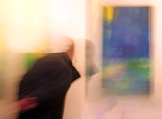 In derBilderausstellung von Walter Pilsak