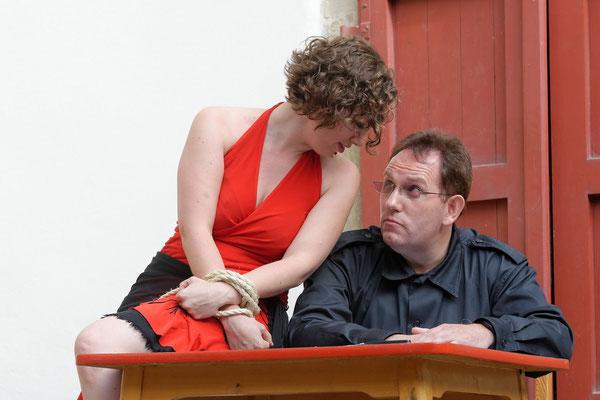 """Als Don José in der Oper """"Carmen"""" © Sören Balendat"""
