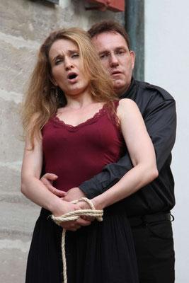 "Als Don José in der Oper ""Carmen"" © Johann Dechant"