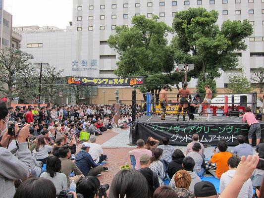 DDTプロレス前半戦