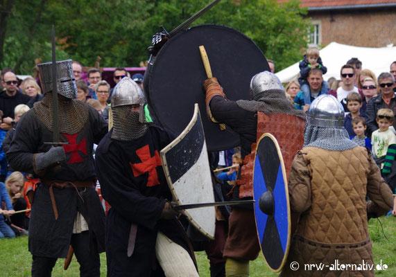 Ritterkämpfe zu Haus Visbeck
