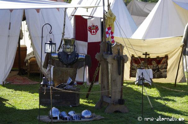 Mittelaltermarkt bei Haus Visbeck