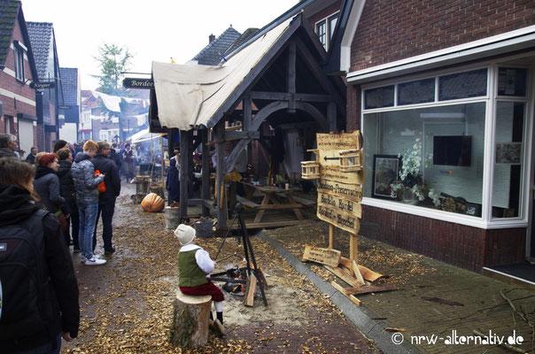 In der Stadt Groenlo wird das Jahr 1627 wieder lebendig.