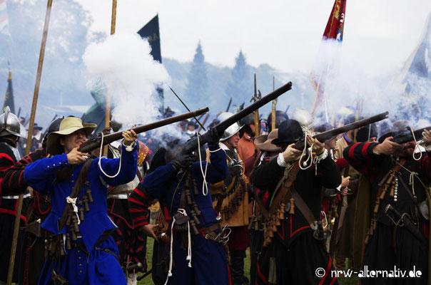 Szenen einer Schlacht