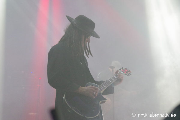 Fields of the Nephilim auf dem Autumn Moon 2018