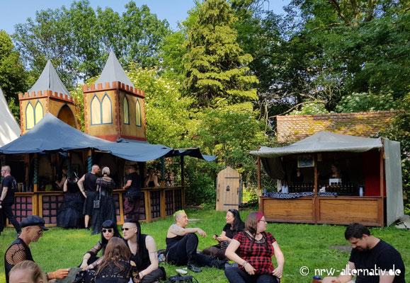 WGT 2019: Heidnisches Dorf