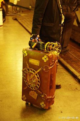 Stilvoll reisen ist früher wie heute gefragt