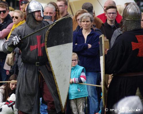 Ritter auf einem Landgut bei Dülmen