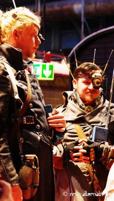 Impressionen vom 5. Steampunk-Jahrmarkt in Bochum