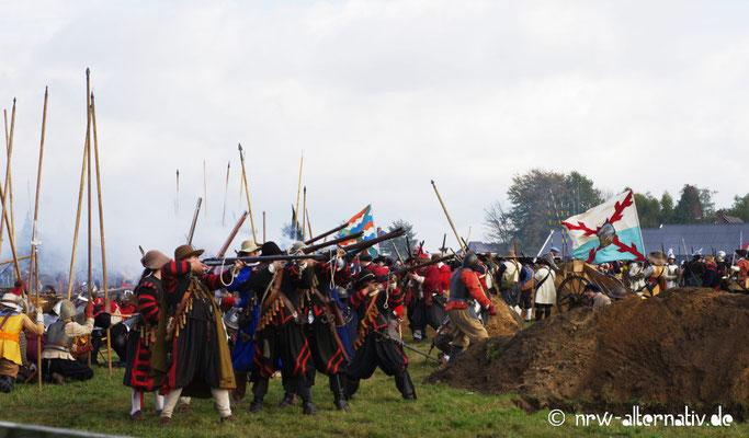 In der Schlacht